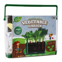 Grow and Decorate Your Own Vegetable Garden