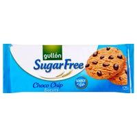Gullón Sugar Free Choco Chip Biscuits 125g