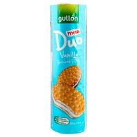 Gullon Mega Duo Vanilla Biscuits 500g
