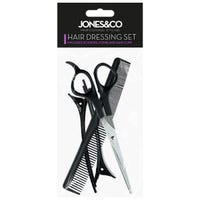 Hair Dressing Set 4 Piece