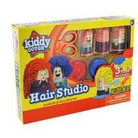 Hair Studio Modelling Clay Set