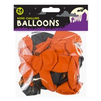 Halloween Balloons 24 Pack