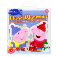 Peppa Pig Hand Warmers 2 Pack