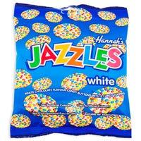 Hannah's White Jazzles 200g