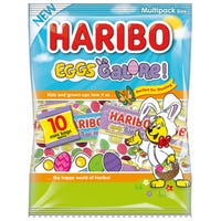 Haribo Eggs Galore Multi Pack 160g