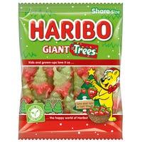 Haribo Giant Trees 175g