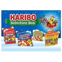 Haribo Selection Box 182g