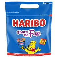 Haribo Share The Fun Pouch 20 Bags