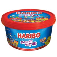 Haribo Share The Fun Party Tub 600g