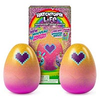 Hatchimals Hatchtopia Plush Collectables Life 2 Pack