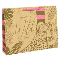 Have a Wild Day Shopper Gift Bag
