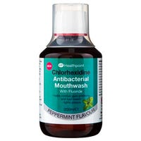Healthpoint Chlorhexidine Antibacterial Mouthwash 200ml
