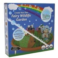 Fairy Wildlife Hedgehog Garden