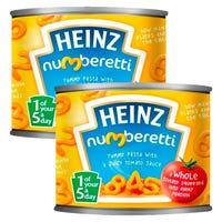 Heinz Numberetti 200g