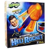Surge Stomp Action Heli Rocket Launcher
