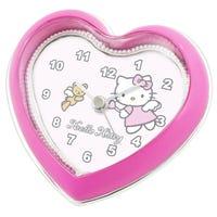 Hello Kitty Heart Alarm Clock