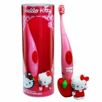 Hello Kitty Battery Operated Toothbrush