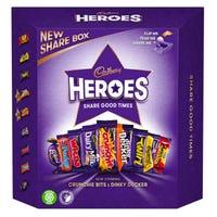 Cadbury Heroes Share Box 385g