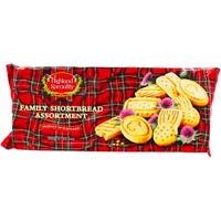 Highland Shortbread Biscuits Family Assortment 300g