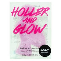 Holler and Glow Babes of Paradise Bath Fizzer 150g