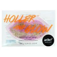 Holler and Glow Running on Sass Bath Fizzer 150g