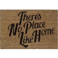 Home Door Mat There's No Place Like Home 40x60cm