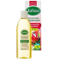 Zoflora Disinfectant Honeysuckle and Jasmine 250ml
