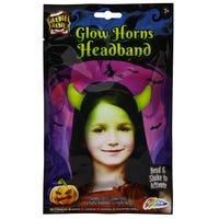 Halloween Horns Headband