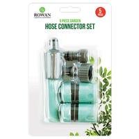 Hose Connector Set 5 Piece