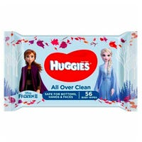 Huggies Frozen Wipes 56 Pack
