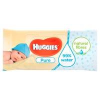 * Huggies Pure 56 Wipes