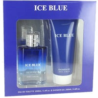 Mens Ice Blue Gift Set 2 Piece