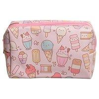 Kawaiice Creams Makeup PVC Wash Bag