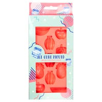 Mixed Fruits Ice Cube Mould