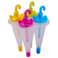 Umbrella Ice Lolly Moulds
