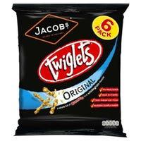 Jacob's Twiglets 6 pack