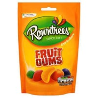 Rowntrees Fruit Gums 120g