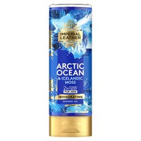 Imperial Leather Men's Arctic Ocean and Icelandic Moss 2 in 1 Shower Gel 250ml