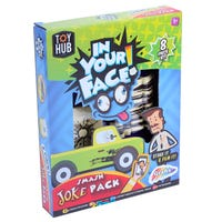 In Your Face Joke Writing Joke Pack 3 Piece Set