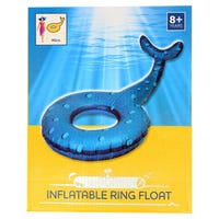 Inflatable Ring Float