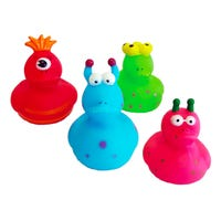 Rubber Duck Insects 4 Pack