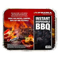 Instant Grill Disposable BBQ
