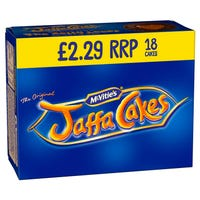 Mcvities Jaffa Cakes 18 Pack