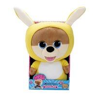 Jiffpom Bunny Plush