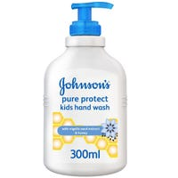 Johnsons Kids Pure Protect Handwash 300ml