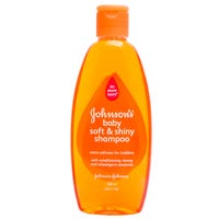 Johnson's Baby Shampoo Wheat Germ 200ml