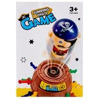 Jumping Pirate Game
