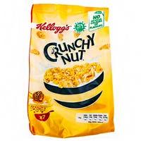 Kelloggs Crunchy Nut Pouch 210g