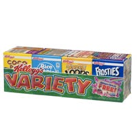 Kellogg's Variety Cereal 8 Pack