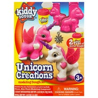 Kiddy Dough Unicorn Creations Playset